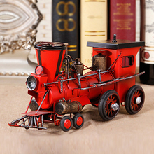 9 Cm Classic Ironwork Racing Cars Collection Showcase Craftwork Handmade Sports Car Model(China)