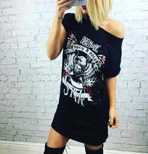 2017 New Fashion Vintage Spring Summer T Shirt Women Clothing Tops Animal Owl Print T-shirt Printed Black Woman Clothes