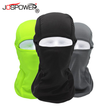 JOSPOWER Cycling Masks Outdoor Sports Motorcycle Half Face Mask Neck Protect MTB Bike Caps Scarf Balaclava CS Mask face shield