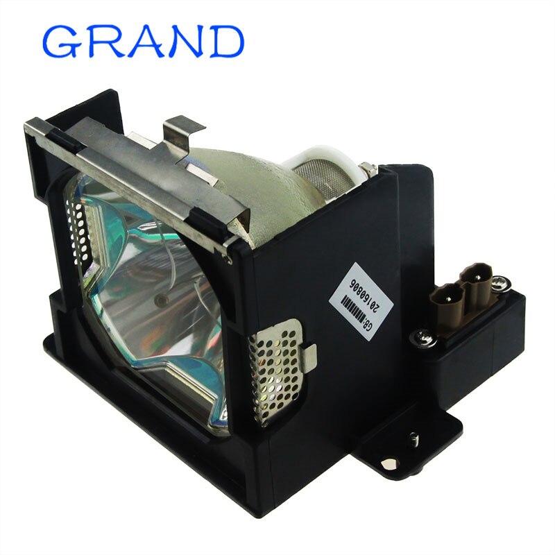 POA-LMP47 High Quality Compatible Lamp with Housing for Sanyo PLC-XP41L PLC-XP46 PLC-XP46L Projectors HAPPY BATE<br>