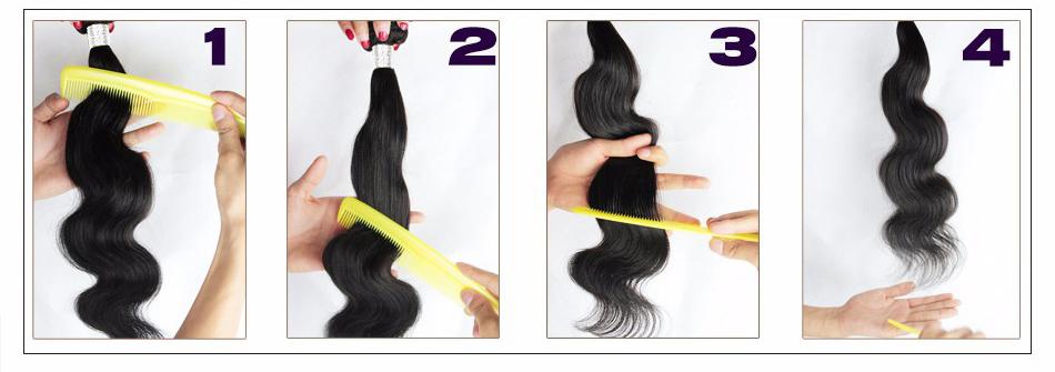 Originea Brazilian Virgin Hair Body Wave 4 bundles Human Hair Body Wave Extension For Salon Bundles Virgin Human Hair razilian malaysian peruvian natural body wave 3 and 4 bundles human hair sew in with frontal closure