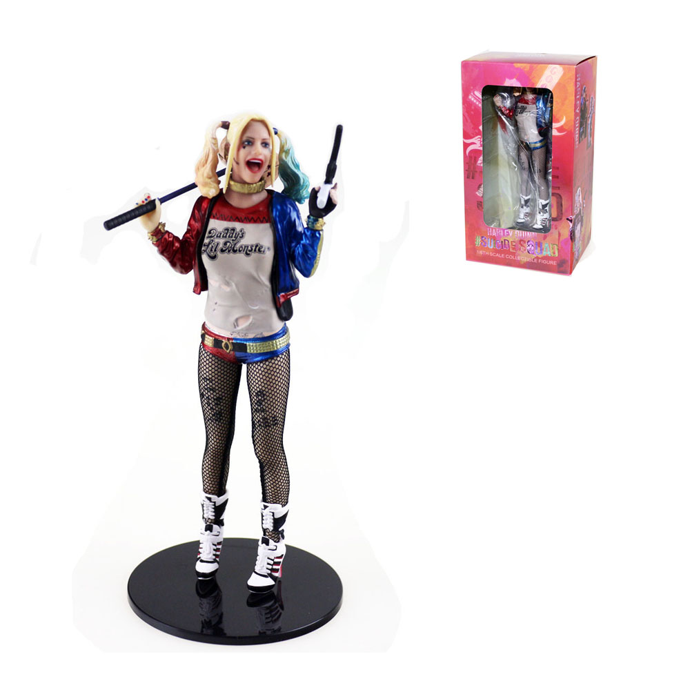 Harley Quinn Suicide Squad 1/6TH Scale Collectible Figure 18cm/7 In Box Free Shipping<br>