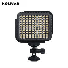 KOLIVAR CN-LUX1000 LED on camera light video light For Canon SONY Nikon Pentax Panasonic and Olympus Digital Camcorder DV camera(China)