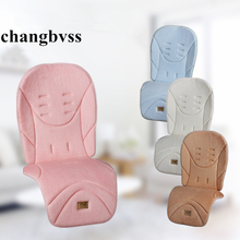 Baby Stroller Car Seat,Infant Stroller Seat Cushion,Baby Kids Pushchair Parm Pad,Child Carriage Car Umbrella Cart Seat Mattress(China)