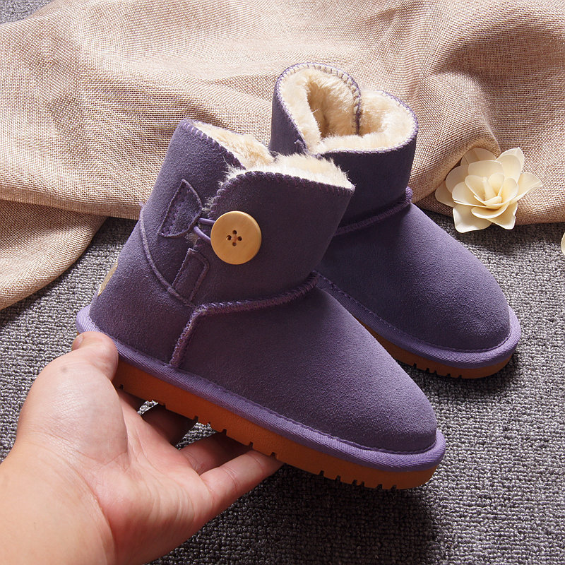 7 Colors brand new winter warm boots for girls boys high quality snow boots childrens casual shoes kids soft warm snow boots<br><br>Aliexpress