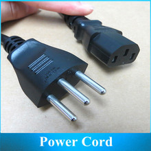 Notebook Computer Power Cable Cord 1.5M power adapter 3x075mm Switzerland Plug 10PCS
