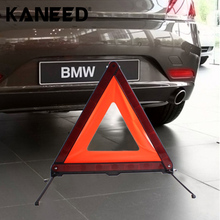 Car Parking Reflective Safety Warning Emergency Triangles Signs Car Triangle Warning Foldable Board(China)