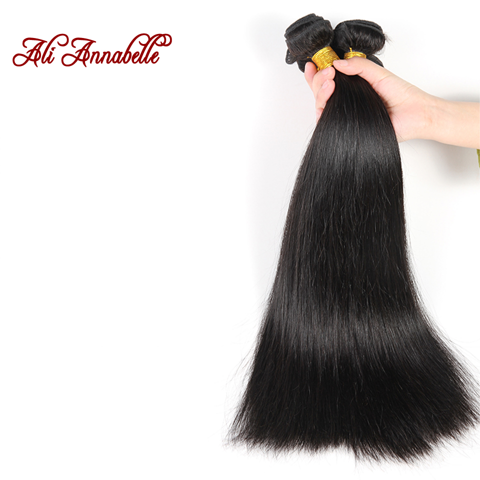 8A  Indian Virgin Hair Straight 3pcs lot Natural 1B Extension Hair Weave Indian Straight Free shipping<br><br>Aliexpress