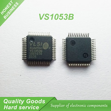 10PCS free shipping VS1053 VS1053B VS1053B-L QFP speech coding and decoding chip 100% new original quality assurance