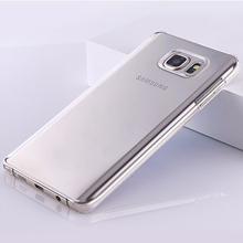 Case For Samsung Galaxy Win Grand Mega Note 2 3 4 5 Neo G7508Q N7505 Crystal Transparent Hard Plastic PC Clean Phone Bags Cover