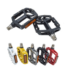 Bicycle Pedal B910 Ultralight Bearing Foot Pedal Mountain Bike Road Bike Folding Bikes Foot Rest Pedal