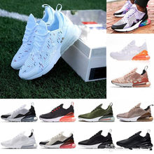 4acd7219046a1 New French champion Air 270 Men Shoes Max Black White Cushion Triple Mens  Sneakers Fashion air Athletics Trainers Running Shoes
