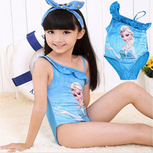 2017 New Girls Swimsuit Baby Swimwear Lovely Bikini Swimming Wear Children's Swimwear Children Bathing Suit Girls Hot Beachwear