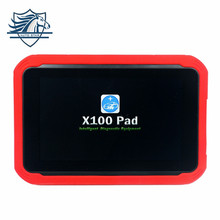 HOT SALE XTOOL X100 PAD Auto Key Programmer X-100 PAD with EEPROM Support EPB,EPS,TPS,ABS,ECU,Odometer Adjustment,Battery Reset(China)