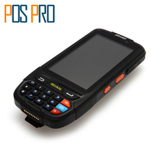 PDA NFC RFID Free SDK Android Mobile Thermal Printer Handheld POS Terminal Wireless Bluetooth barcode Scanner Wifi Android PDA(China)