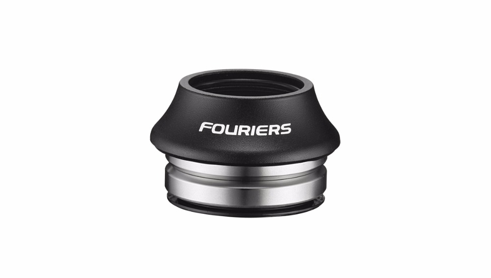 FOURIERS HA-S009 Top cover Alloy 6061-T6 BICYCLE HEADSET ROAD BIKE Integrated 1-1/8 Upper Straight tube HEADSET<br><br>Aliexpress
