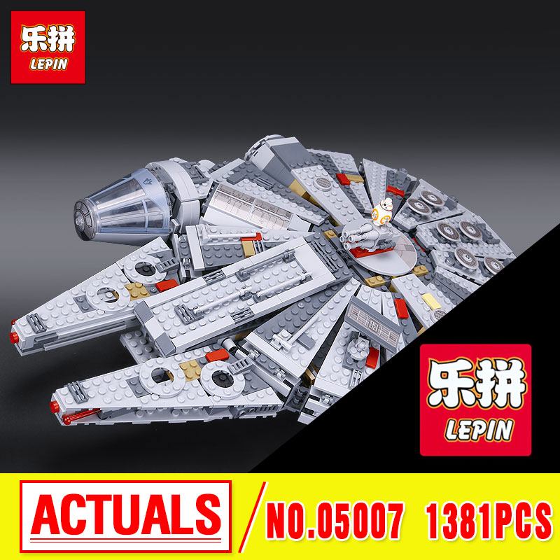 Lepin 05007 Star   Assembling building blocks marvel  toy Compatible with 10467 Educational Boys Gifts   wars<br>