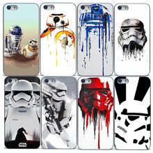 R2D2 STAR WARS COFFEE STORMTROOPER BACK PHONE CASE COVER FOR APPLE IPHONE 5 5S SE PHONE FUNDAS BAGS