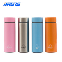4 Colors Stainless Steel Vacuum Cup 350ml Thermos Mug Hot Cold Beverage Water Bottle Thermal Flask NW-350-19