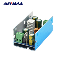 AIYIMA 1pcs DC-DC 200W 15A Converter DC10-60V To DC1-36V Power Supply Module For Electric Car Solar Energy Inverter Buck