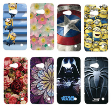 Beautiful Original Plastic Printed Cartoon Phone Case For Microsoft Nokia Lumia 550 Back Cover Printing Drawin Cell Phone Cases(China)