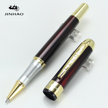 JINHAO 250 Kawaii Stationery Executive Red Roller Ball Pen  Office & School Supplies New luxury writing gift pens