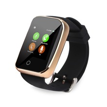 Cawono CW01 Bluetooth Smart Watch Smartwatch APP Camera GSM SIM Pedometer Video TF for Apple iPhone Android Smartphones VS DZ09