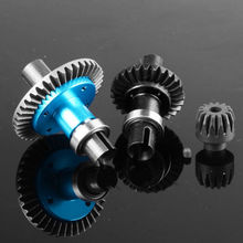 HSP 02024 Metal Front One-way Diff.Gear & Rear 1.4Times Gear For 1:10 RC Drift CarFlying Fish 94123 Dedicated Drift Weapon