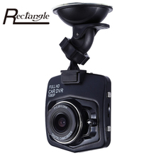 Original Rectangle Mini Car DVR Camera Dashcam Full HD Video Registrator Recorder G-sensor Night Vision Dash Cam Black and Blue