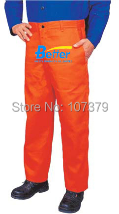 FR Clothing FR Trousers Flame Retardant Welding Clothing FR Cotton Coverall  FR Cotton Welding Clothes<br>