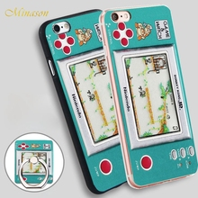 Minason Game And Watch Plastic Soft TPU Silicone Phone Case Cover for iPhone X 8 5 SE 5S 6 6S 7 Plus(China)