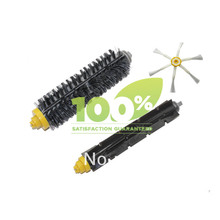 Replacement Brush For iRobot Roomba 700 760 770 780 Bristle Brush and Flexible Beater Brush 6 Arms Side Brush(China)