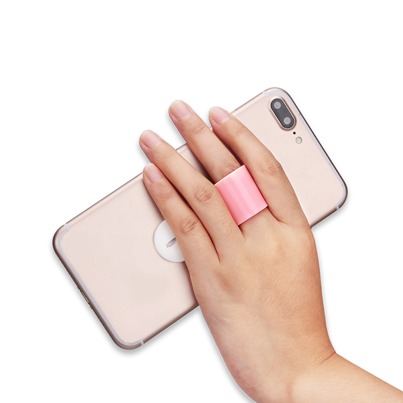 Universal Finger Ring POP Holder Smart Phone Stand For iphone 6s plus Xiaomi Samsung Mobile Phone Accessories Car Holder