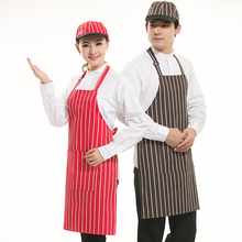 Free Shipping High quality chef aprons hotel uniform chef uniform  restaurant aprons cook uniform chef working wear Food Service