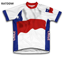 Men Chile Cycling Jersey For Men Women Mountain Bike Clothing Ropa Ciclismo Cycling Sport Jersey