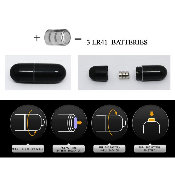 Sex Bullet Finger Vibrator Single Speed Silicone Waterproof G Spot Mini Egg Vibrator Sex Toy for Couple 27