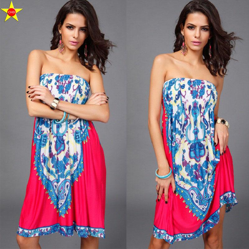 Swaggy HTB1pXcnRpXXXXbfXpXXq6xXFXXX8 Sommerkleid mit V-Schnitt aus Seide - 23 verschiedene Farben