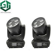 2pcs LED Beam Zoom Wash 6*40W Moving Head Led Pro Dj Lights Zoom Angle 4~36 Degree Ultra Bright Beam Bee Eye Stage Color Washer(China)