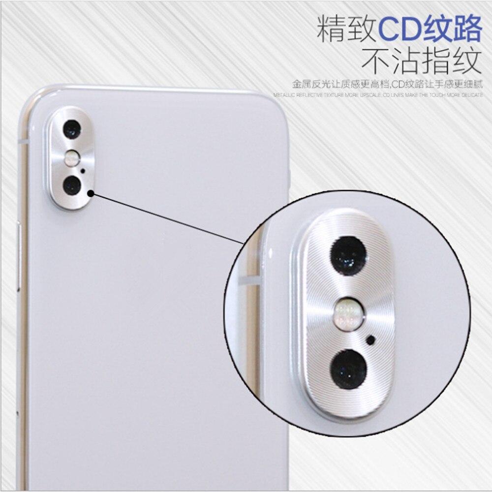2018-Nieuwe-Voor-iphone-X-Kleurrijke-Camera-Lens-Guard-Cirkel-Metalen-Lens-Protector-Case-Cover-Ring