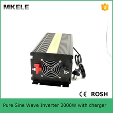 MKP2000-481B-C off-grid 48vdc to 120vac 2kw inverter solar power inverter 2000w 4000w pure sine wave inverter with charger