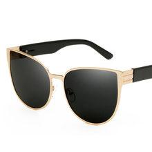 805bbe3ad3 F.J4Z Top Quality Fashion Cool Personality Big Size Cat Eye Women s  Polarized Sunglasses UV 400 Goggle Shades