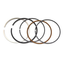 Motorcycle Engine parts STD Bore Size 72mm piston rings For Kawasaki KLX250 KLX 250