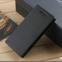 5Color Brand Leather Case Best Quality Fashion Cheap Flip Stents Phone Cover For Sony Xperia S LT26i Wholesale Discount