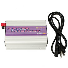 250W Solar Grid Tie Inverter,DC10.8V-30Vor 22-60V to AC 120 or 230V,MPPT pure sine wave grid tie inverter for Solar Panels(China)