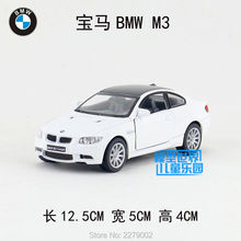 KINSMART Die Cast Metal Models/1:36 Scale/M3 Coupe toys/for children's gifts or for collections