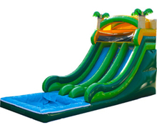 (China Guangzhou) manufacturers selling inflatable slides,Pool slides,  CHA-215