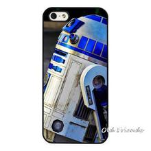 R2D2 Droid Robot Star Wars Phone Case Cover for iphone 4 5s 5c SE 6 6s 6plus 6splus Samsung galaxy s3 s4 s5 s6 s7 edge