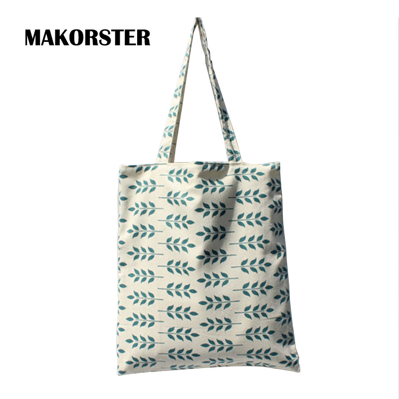 MAKORSTER Canvas Green Womens Bags Tote shopping Female top-handle luxury designer shopping Bag handbags Famous Brands XHFBSY<br><br>Aliexpress