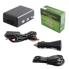 GSM & GPS tracker support car/truck/bus etc, waterproof and chargeable battery, SMS locate with google map, real time tracking