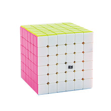 MoYu Aoshi 6x6 Magic Cube Puzzle Cubo magico kub Stickerless Toys & Hobbies Education Cube IQ Brain Juguetes Educativos(China)